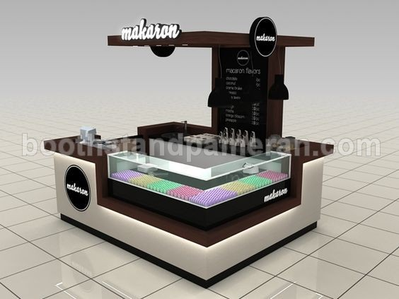 Mall Stand Design